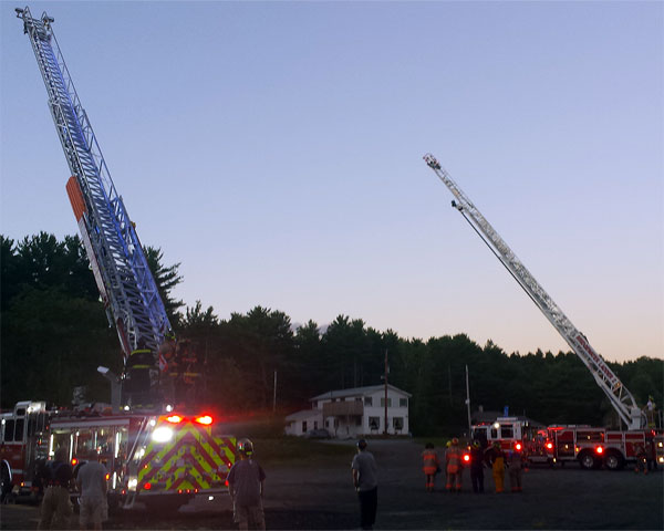 Ladder Training: Image 1 of 10