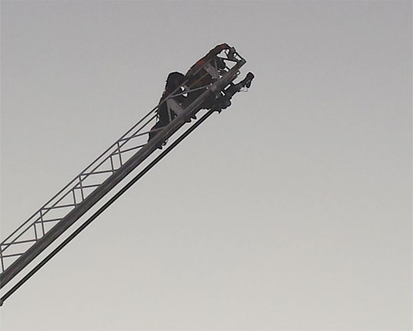 Ladder Training: Image 3 of 10