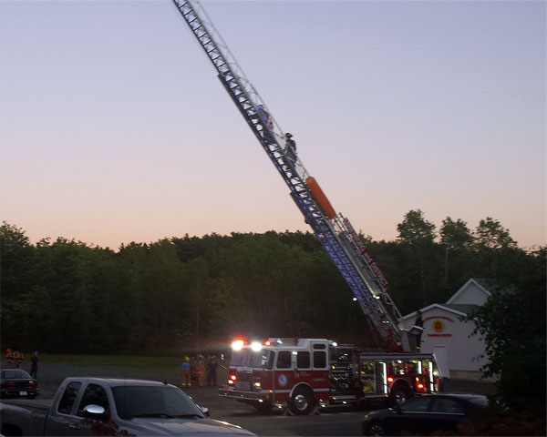 Ladder Training: Image 5 of 10