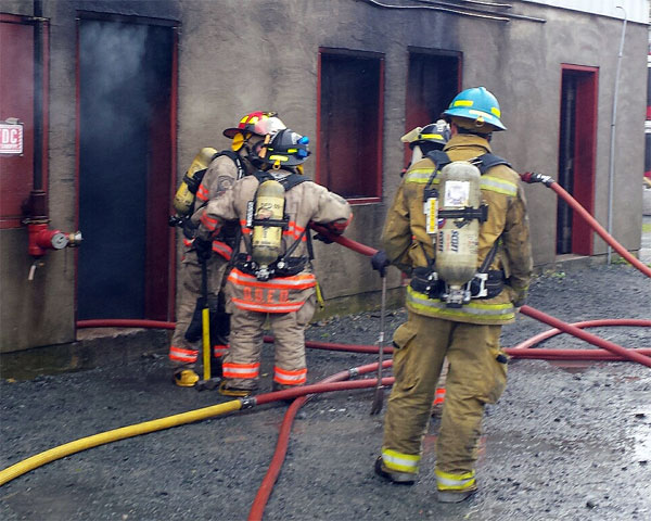 Live Fire Training: Image 3 of 5