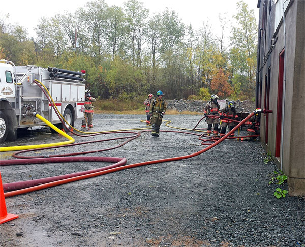 Live Fire Training: Image 5 of 5